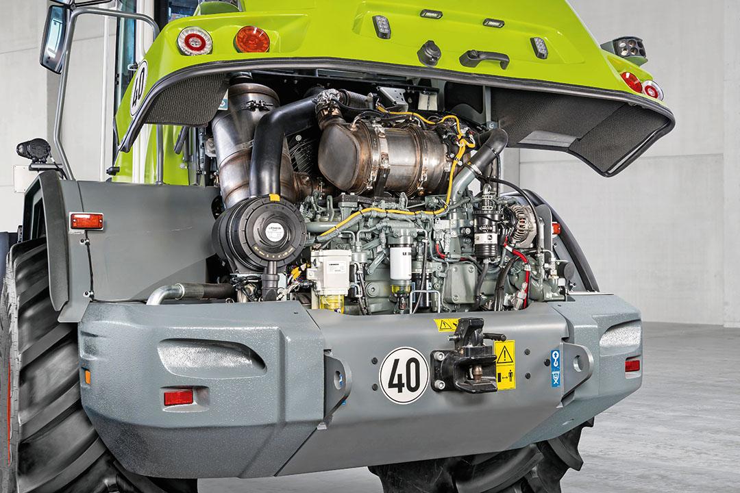 Het grootste middenmodel, de Torion 1511, krijgt nu een zes- in plaats van een viercilinder van DPS.