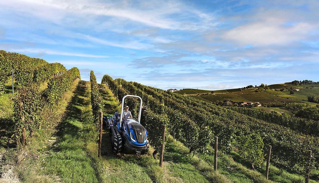 Door de motor biomethaan te laten gebruiken, is de ecologische voetafdruk volgens FPT vrijwel nul. In de wijngaarden van Fontanafredda mogen er tijdens het hele productieproces geen schadelijke gassen geproduceerd worden.