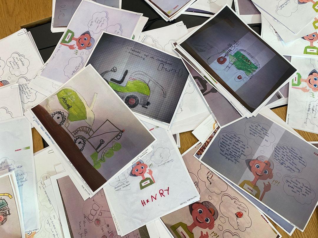 Ruim 140 kinderen stuurden hun idee voor het protoype in.
