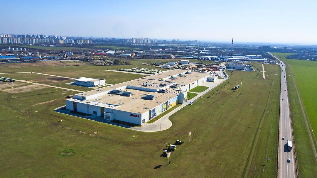 De fabriek in Krasnodar krijgt er bijna de helft bij, van 11.000 naar 16.000 vierkante meter.